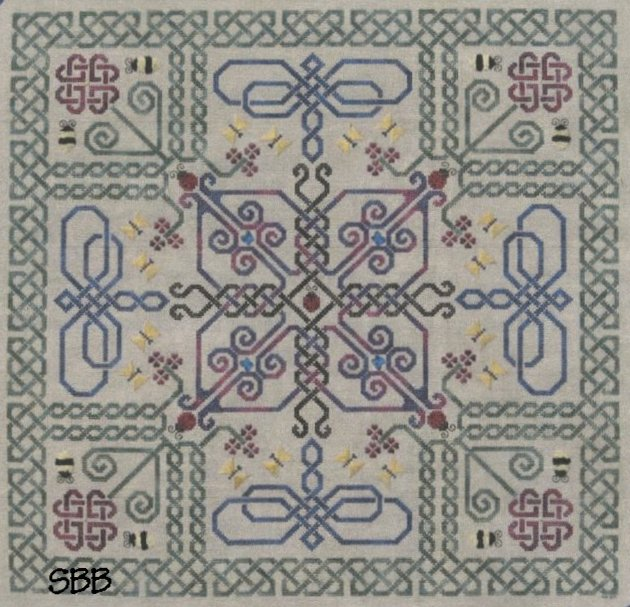 Northern Expressions Needlework Celtic Wings