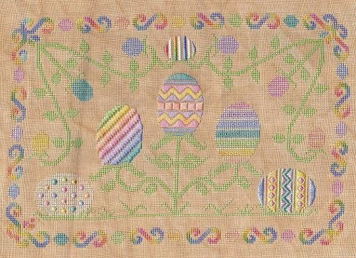 Northern Expressions Needlework Easter Flowers