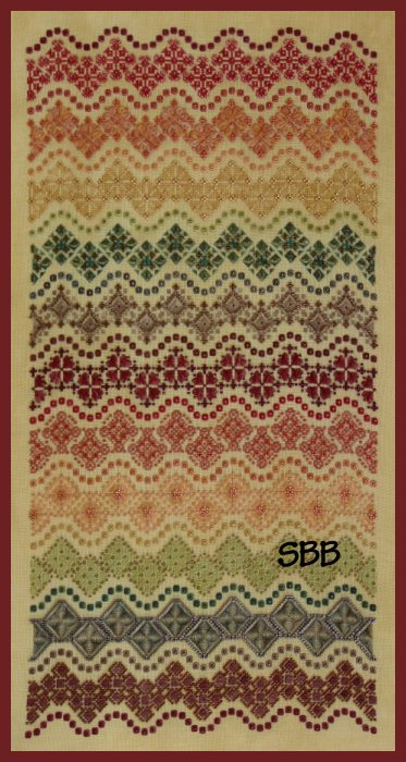 Northern Expressions Needlework Esther's Waves *BEADED*