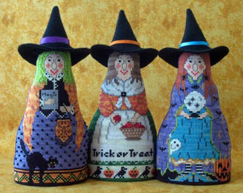 The Needle's Notion Bewitching Trio