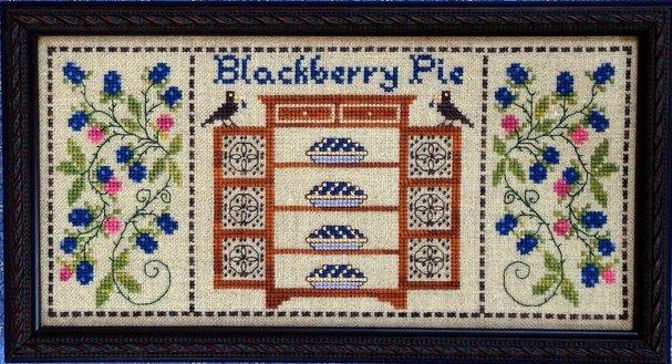 The Needle's Notion Blackberry Pie