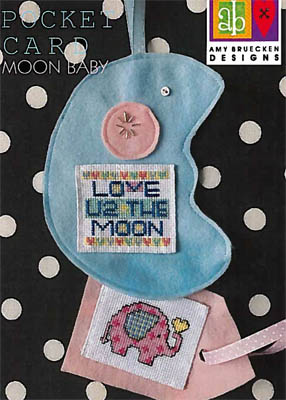 Nashville 2017 Moon Baby Pocket Card