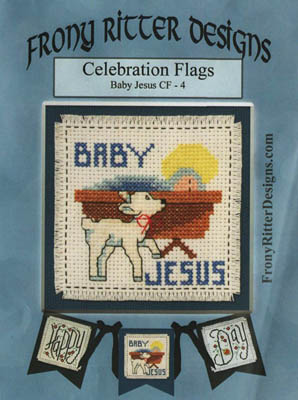 Nashville 2017 Celebration Flags Baby Jesus