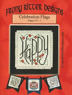 Nashville 2017 Celebration Flags Happy