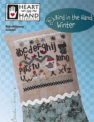 Nashville 2018  Bird In The Hand - Winter (w/embellishments)