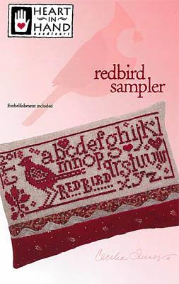 Nashville 2018  Redbird Sampler (w/embellishments)