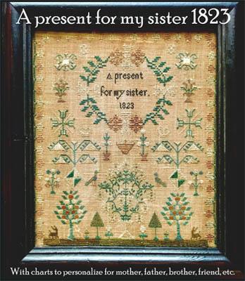 Nashville 2018  Present For My Sister 1823