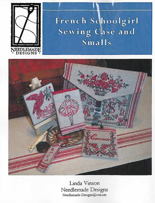 Nashville 2018  French Schoolgirl Sewing Case And Smalls