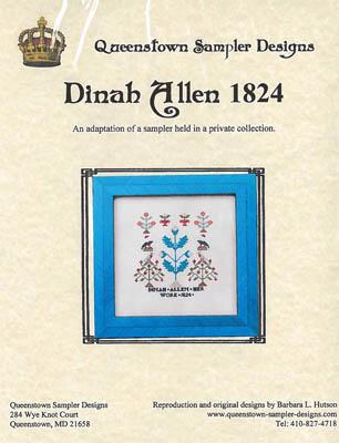 Nashville 2018  Dinah Allen 1824