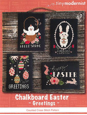 Nashville 2018  Chalkboard Easter Greetings