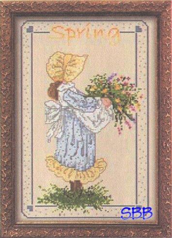 Passione Ricamo Closeout Country Spring ~ Primavera Country