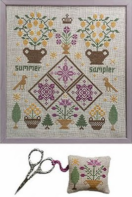 Pheasant Street Samplers Closeout Summer Sampler