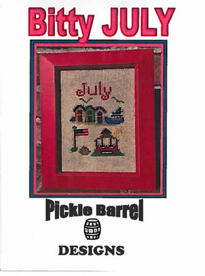 Pickle Barrel Designs Bitty July