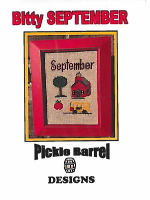 Pickle Barrel Designs Bitty September