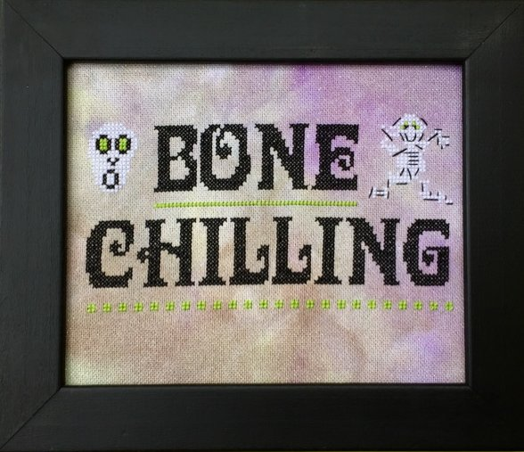 Pickle Barrel Designs Bone Chilling