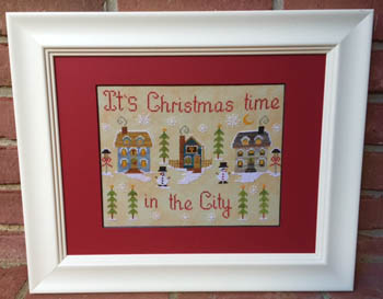 Pickle Barrel Designs Christmas Town