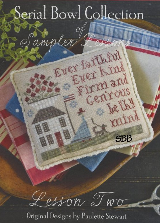 Plum Street Samplers Limited Edition BYOB Sampler Lesson Two