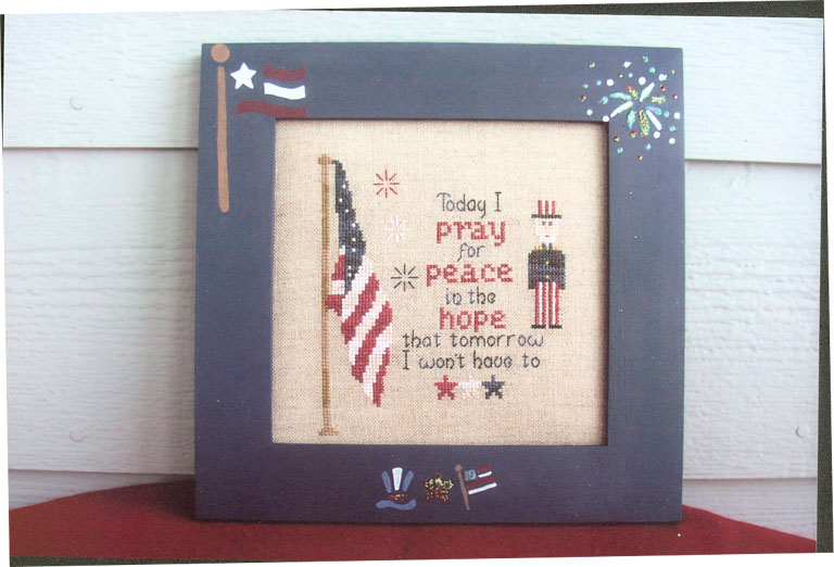 Poppy Kreations American Peace