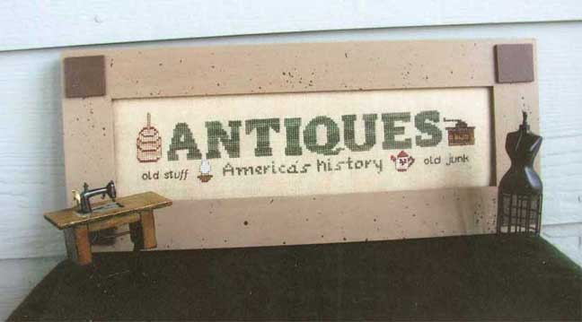 Poppy Kreations Antiques ~ America's History