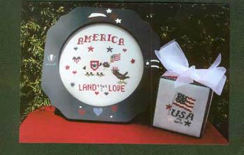 Poppy Kreations Celebrating America