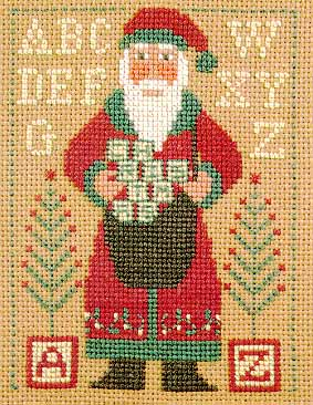 Prairie Schooler1997 Schooler Santa