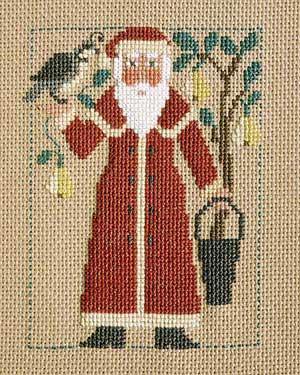 Prairie Schooler2001 Schooler Santa (Reprint)