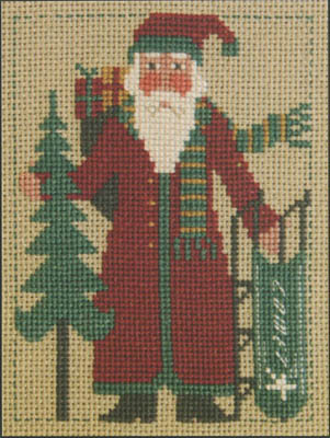 Prairie Schooler 2008 Schooler Santa