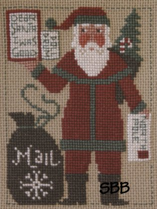 Prairie Schooler2012 Schooler Santa
