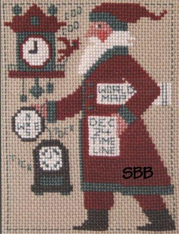 Prairie Schooler 2013 Schooler Santa