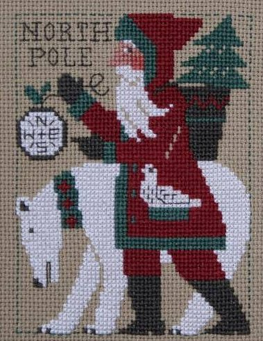 Prairie Schooler 2017 Schooler Santa