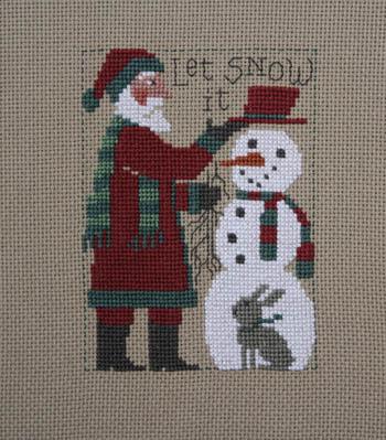 Prairie Schooler 2018 Schooler Santa