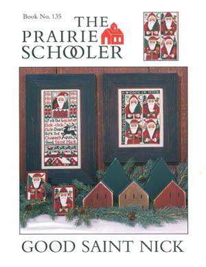 Prairie Schooler Good Saint Nick