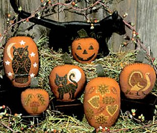 Prairie Schooler Pumpkins (Reprint)