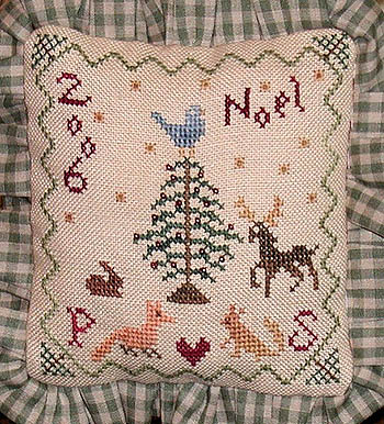Praiseworthy Stitches The Bird's Carol