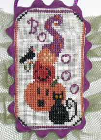 Clearance Praiseworthy Stitches Limited Edition Kit Halloween Stackers