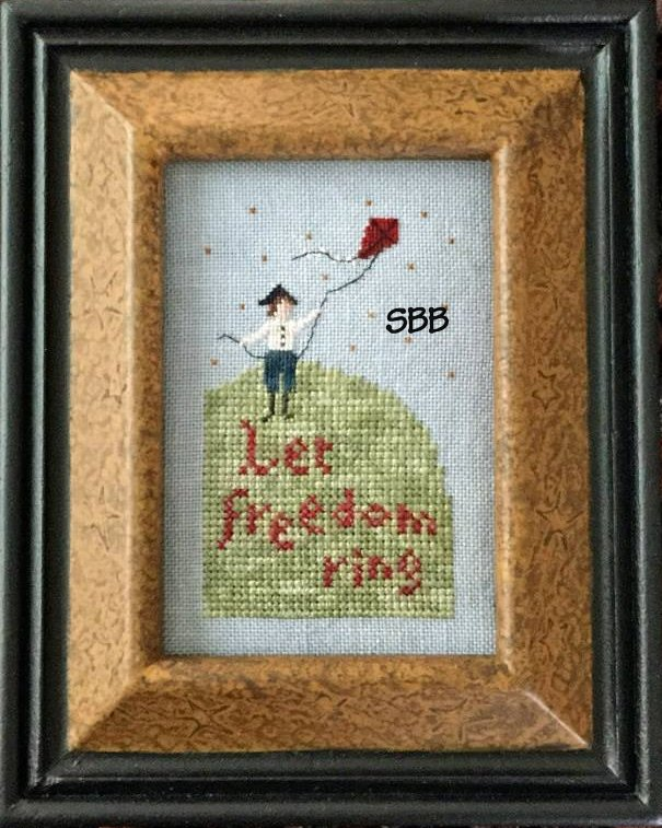 Priscilla's Pocket Let Freedom Ring