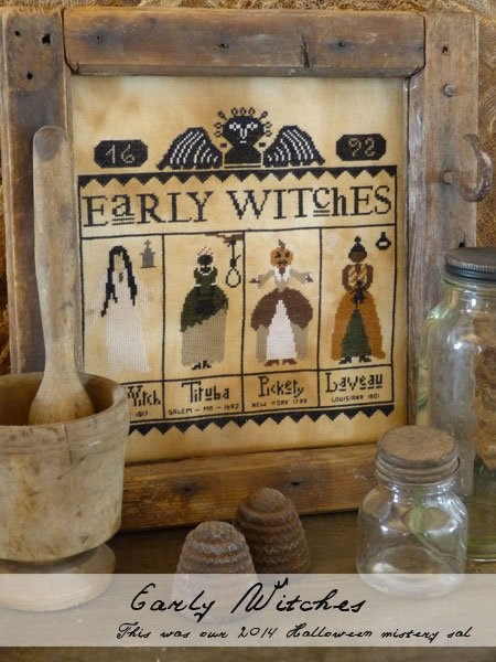 The Primitive Hare Early Witches