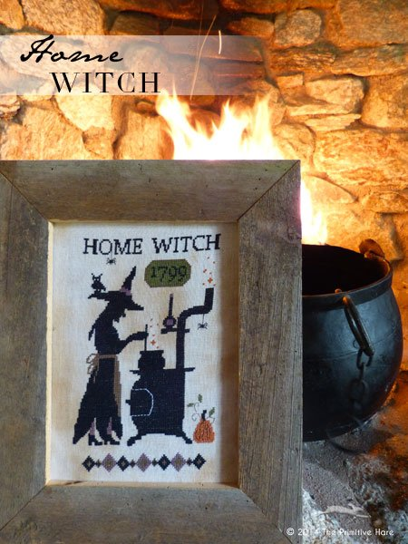 The Primitive Hare Home Witch