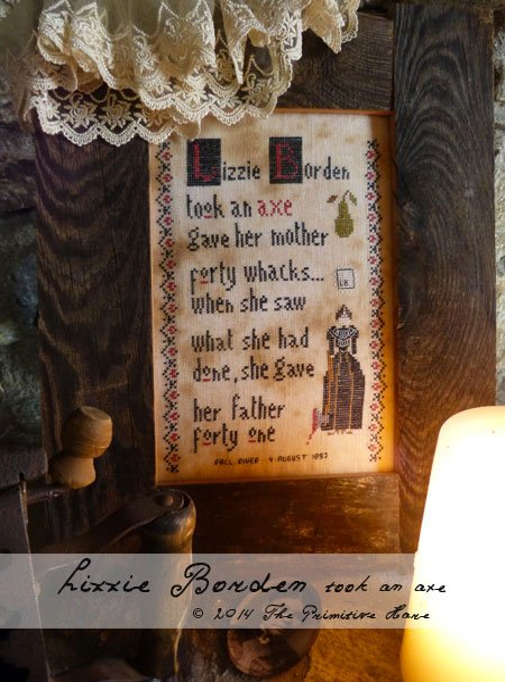 The Primitive Hare Lizzie Borden