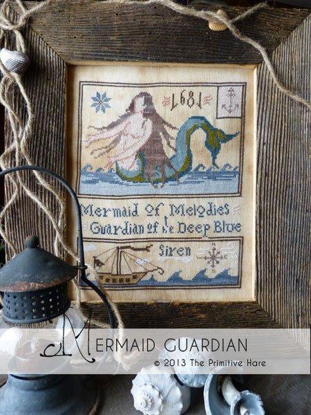The Primitive Hare Mermaid Guardian