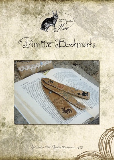 The Primitive Hare Primitive Bookmarks