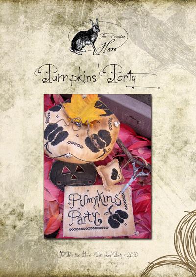The Primitive Hare Pumpkin's Party
