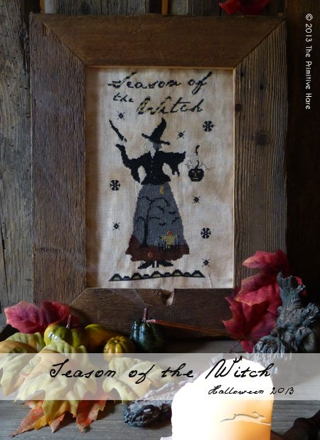 The Primitive Hare Season Of The Witch