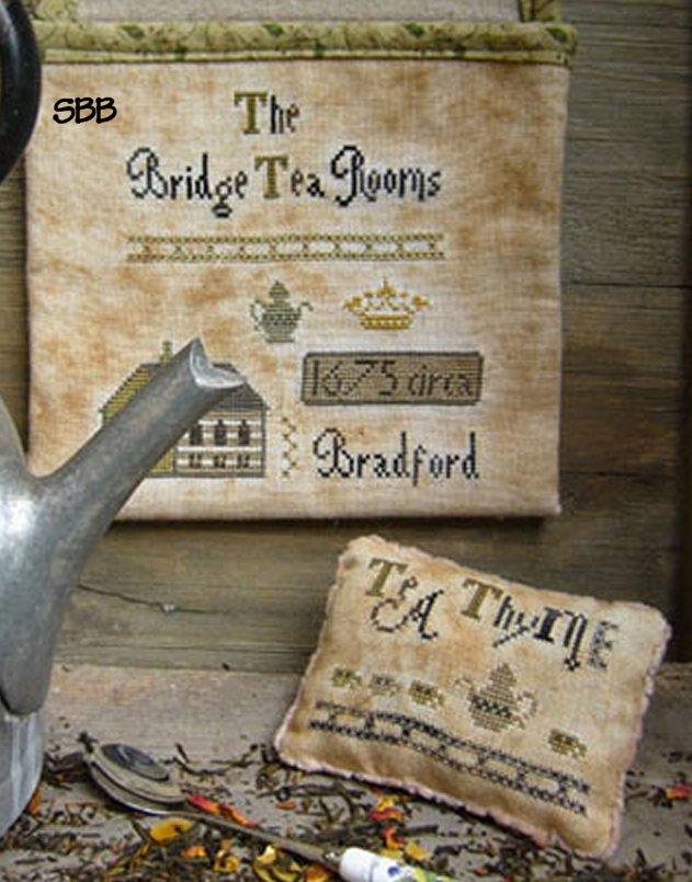 The Primitive Hare The Bridge Tea Room