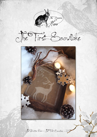 The Primitive Hare The First Snowflake