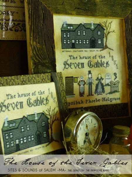 The Primitive Hare The House Of The Seven Gables