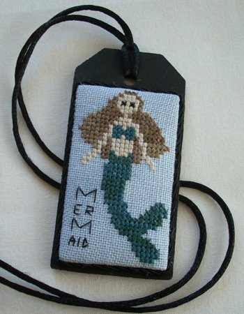 The Primitive Jewel CloseoutMermaid Necklace Kit