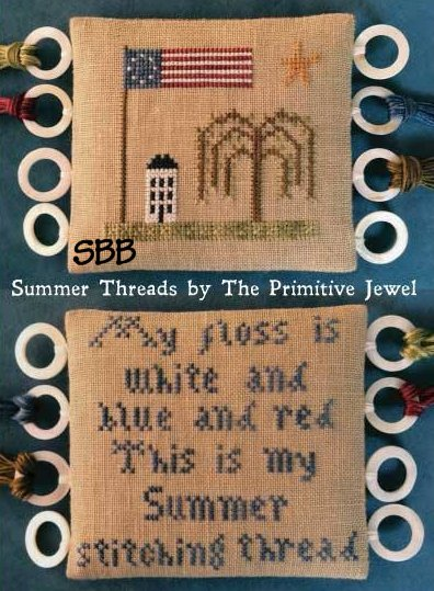 The Primitive Jewel Closeout Summer Threads