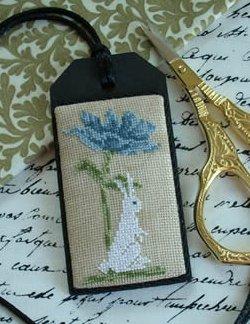 The Primitive Jewel CloseoutWhite Rabbit Necklace Kit