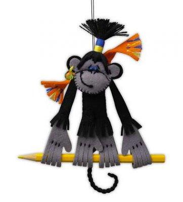 Riolis Kits RL1512AC Charming Monkey